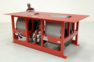 Large dyno-mite chassis dynamometer