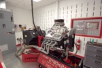 Industrial-duty AC dynamometer systems, similar to this 800 Hp gasoline-engine installation, are also available for high-end diesel testing programs – and they include motoring capabilities.