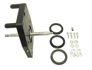 DYNOmite automotive driveline adapter kit.